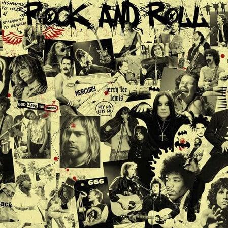 <h1>Pen Drive com Músicas de Rock Internacional</h1>